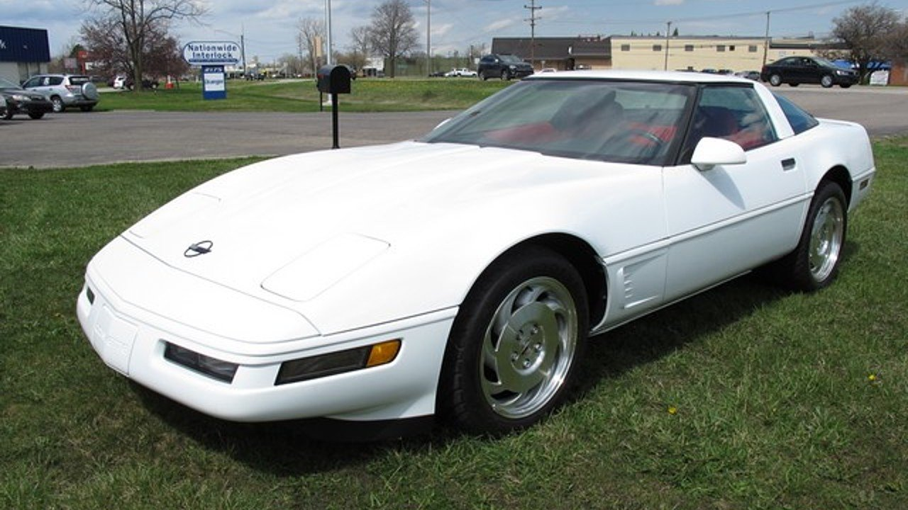 1996 Chevrolet Corvette for sale 100882761